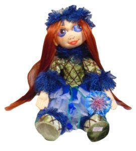 Цветочная коллекция кукол.