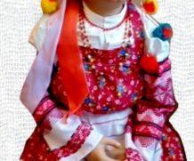 Моя коллекция  «Цветочные куклы».