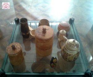 Пивная деревянная кружка.